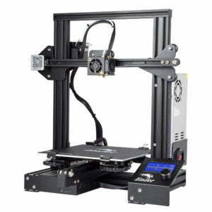 Comgrow Creality 3D Ender 5 Printer Review